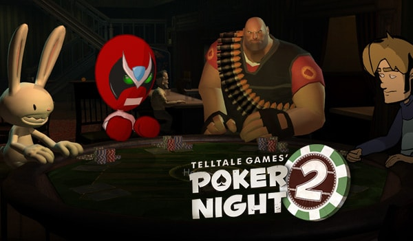 Poker Night 2 Steam Key GLOBAL - 3
