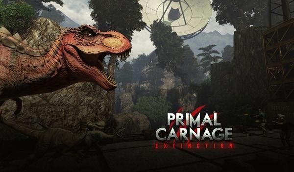 Primal Carnage: Extinction Steam Key GLOBAL - 2
