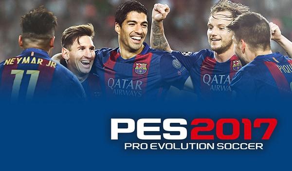 Pro Evolution Soccer 2017 Steam Key GLOBAL - 1