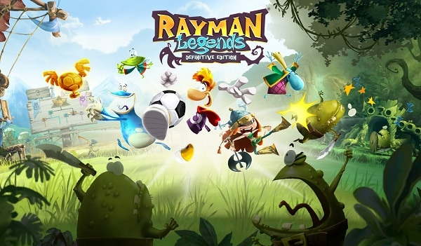 Rayman Legends: Definitive Edition (Nintendo Switch) - Nintendo Key - EUROPE - 2