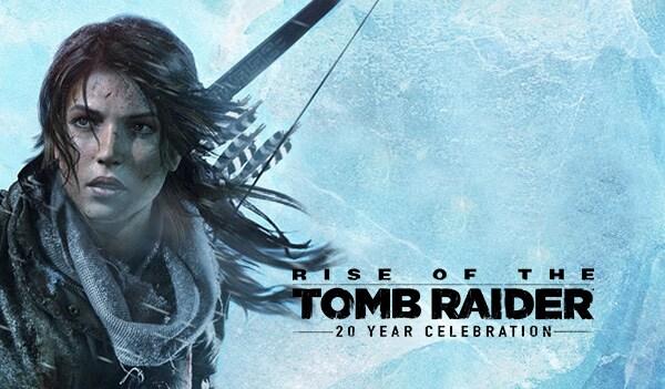 Rise of the Tomb Raider 20 Years Celebration Steam Key GLOBAL - 2