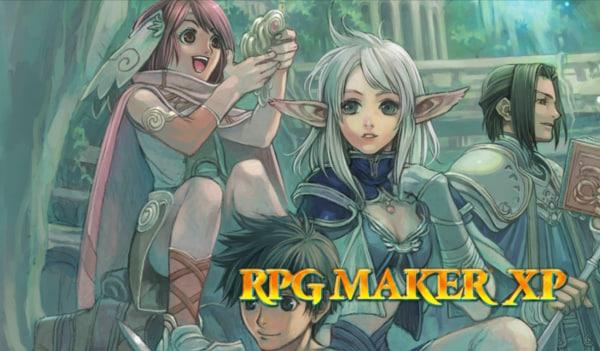 RPG Maker XP Steam Key GLOBAL - 2