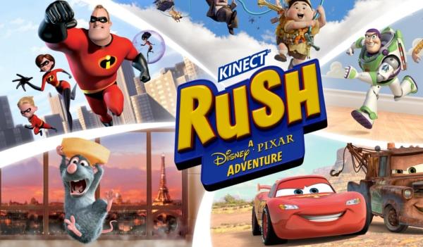 Rush: A DisneyPixar Adventure (Xbox One) - Xbox Live Key - EUROPE - 2