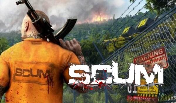 SCUM (PC) - Steam Gift - GLOBAL - 2