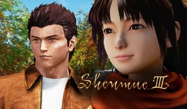 Shenmue III (PC) - Steam Key - GLOBAL - 2