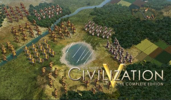Sid Meier's Civilization V: Complete Edition Steam Key GLOBAL - 3