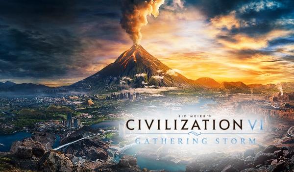 Sid Meier's Civilization VI: Gathering Storm Steam Key GLOBAL - 2