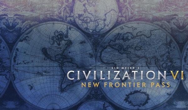 Sid Meier's Civilization VI - New Frontier Pass (PC) - Steam Key - GLOBAL - 1