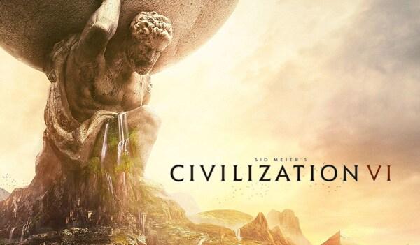 Sid Meier's Civilization VI Steam Key RU/CIS - 2