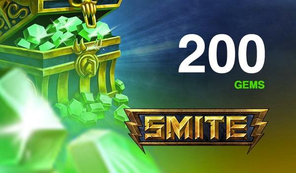 SMITE GEMS 200 Coins (PC) - SMITE Key - GLOBAL - 2