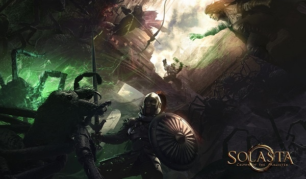 Solasta: Crown of the Magister (PC) - Steam Gift - GLOBAL - 2