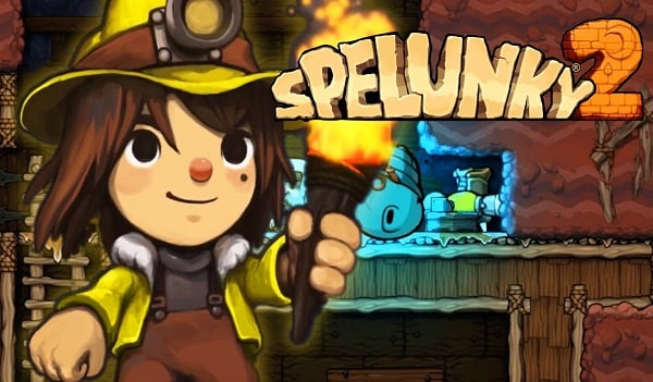 Spelunky 2 (PC) - Steam Gift - GLOBAL - 2