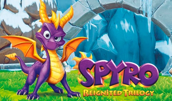 Spyro Reignited Trilogy Xbox Live Key Xbox One UNITED STATES - 2