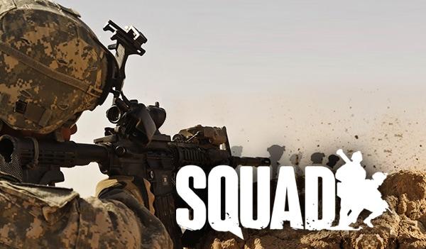Squad Steam Key GLOBAL - 2