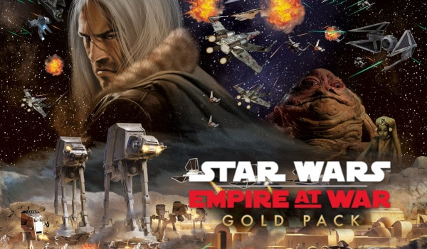 Star Wars Empire at War: Gold Pack (PC) - Steam Key - GLOBAL - 2