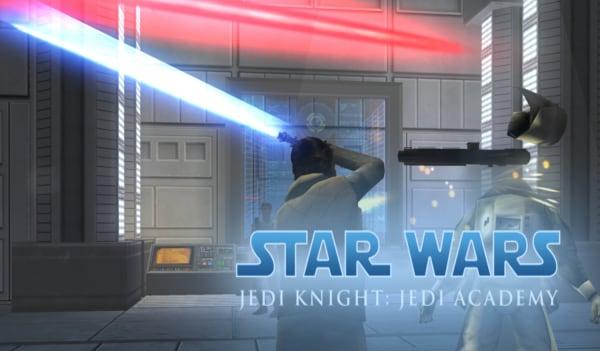 Star Wars Jedi Knight: Jedi Academy Steam Key GLOBAL - 1