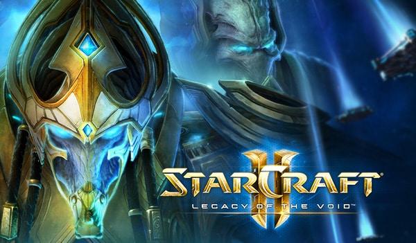 StarCraft 2: Legacy of the Void Battle.net Key GLOBAL - 2