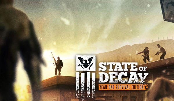 State of Decay: YOSE Day One Edition Steam Key GLOBAL - 2