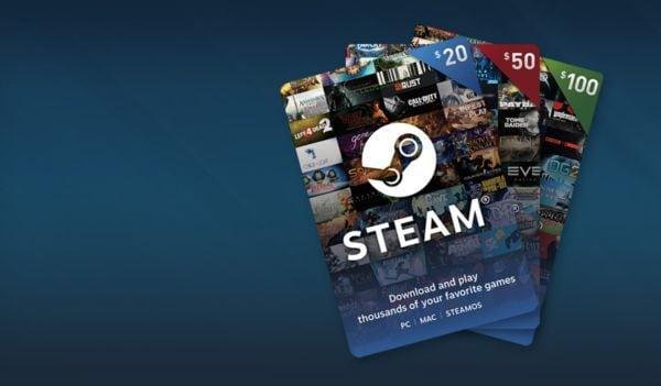 Steam Gift Card 10 TL Steam Key TURKEY - 1