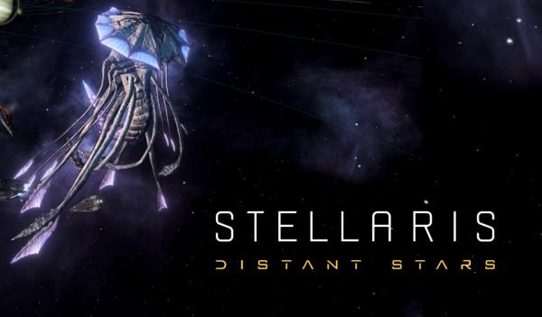 Stellaris: Distant Stars Story Pack Steam Key GLOBAL - 2