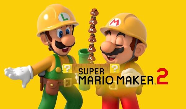 Super Mario Maker 2 Nintendo Key Nintendo Switch UNITED STATES - 2