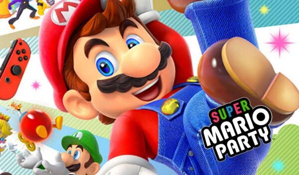 Super Mario Party Nintendo Switch Nintendo Key NORTH AMERICA - 2