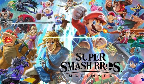Super Smash Bros. Ultimate Nintendo Switch Nintendo Key NORTH AMERICA - 2