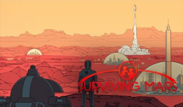 Surviving Mars: First Colony Edition Steam Key GLOBAL - 2