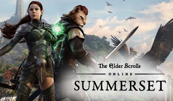 The Elder Scrolls Online: Summerset Digital Collector's Edition (PC) - TESO Key - GLOBAL - 2