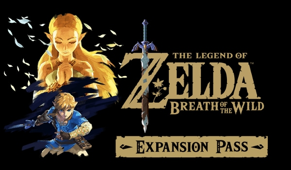 The Legend of Zelda: Breath of The Wild Expansion Pass Nintendo Switch Key EUROPE - 1