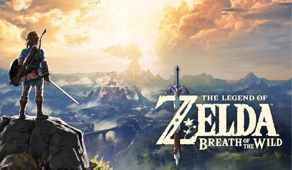 The Legend of Zelda: Breath of the Wild (Nintendo Switch) - Nintendo Key - UNITED STATES - 2