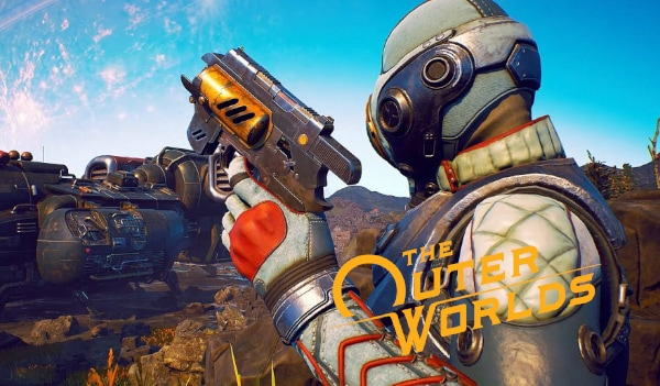 The Outer Worlds - Epic Games - Key GLOBAL - 1