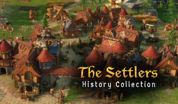 The Settlers History Collection Ubisoft Connect Key EUROPE - 1