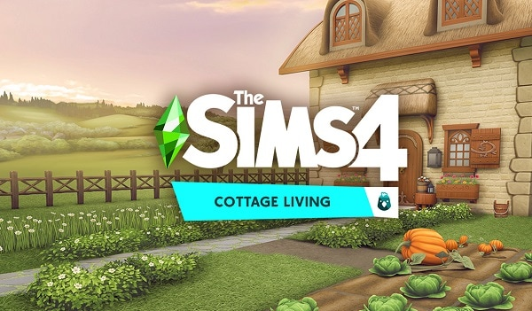 The Sims 4 Cottage Living Expansion Pack (PC) - Origin Key - GLOBAL - 2