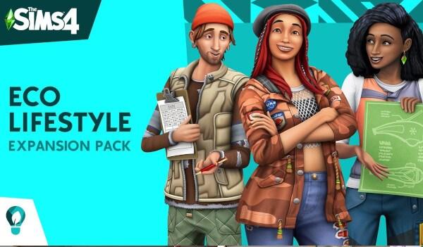 The Sims 4 Eco Lifestyle (PC) - Origin Key - GLOBAL - 2