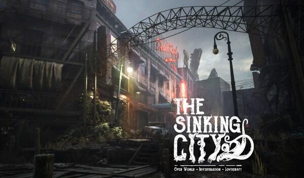 The Sinking City - Epic - Key EUROPE - 2