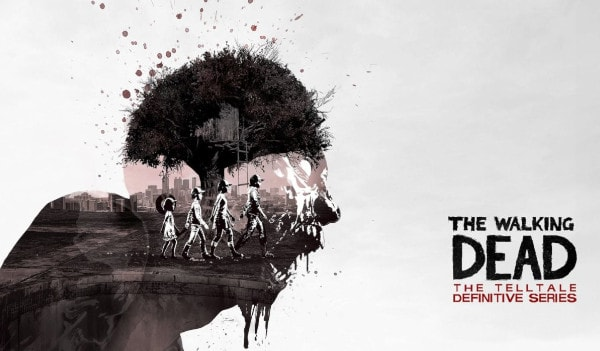 The Walking Dead: The Telltale Definitive Series (PC) - Steam Gift - NORTH AMERICA - 1