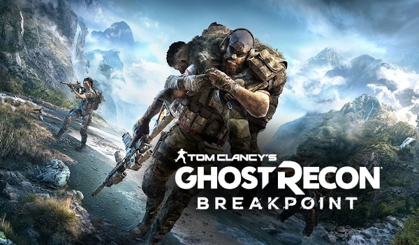 Tom Clancy's Ghost Recon Breakpoint Standard Edition Ubisoft Connect Key EUROPE - 2