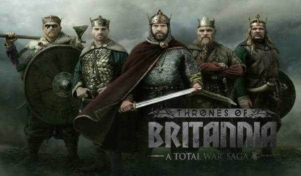 Total War Saga: Thrones of Britannia Steam Key GLOBAL - 2