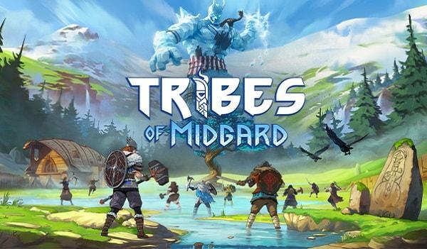 Tribes of Midgard (PC) - Steam Key - GLOBAL - 2