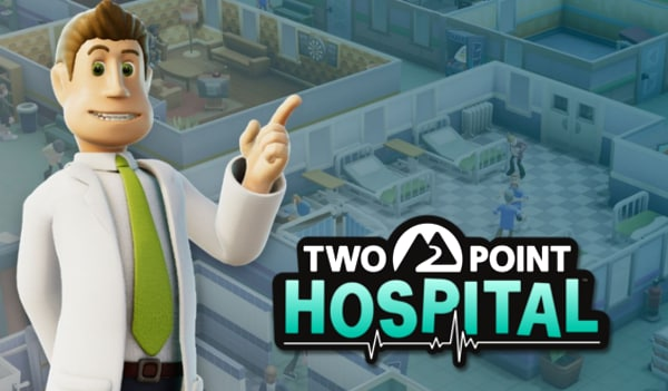Two Point Hospital (PC) - Steam Key - GLOBAL - 2