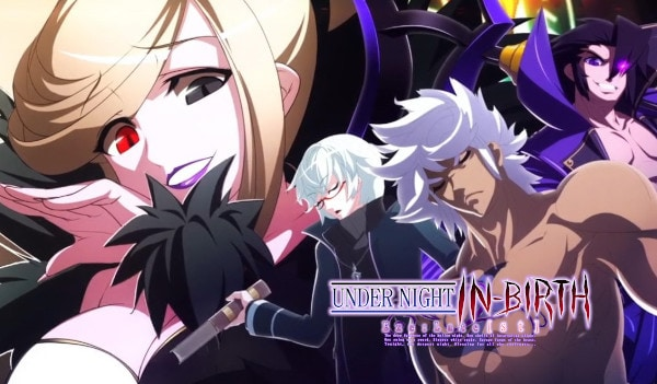 UNDER NIGHT IN-BIRTH Exe:Late[cl-r] (PC) - Steam Key - GLOBAL - 2
