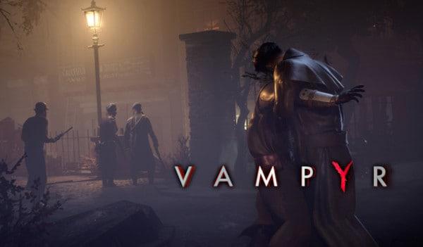 Vampyr Steam Key GLOBAL - 2