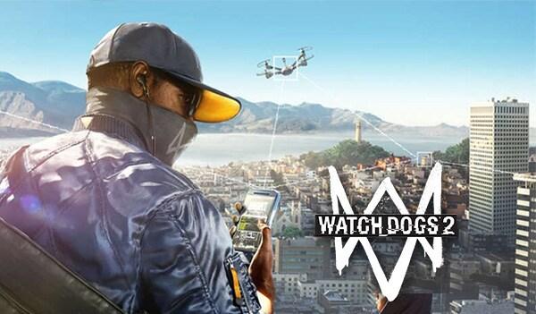 Watch Dogs 2 Steam Key GLOBAL - 2