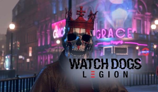Watch Dogs: Legion   Standard Edition (PC) - Ubisoft Connect Key - EUROPE - 2