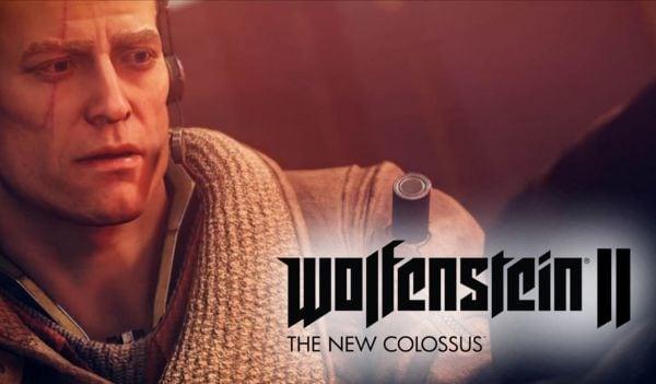 Wolfenstein II: The New Colossus Steam Key GLOBAL - 2