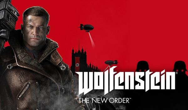 Wolfenstein: The New Order Steam Key GERMANY - 2