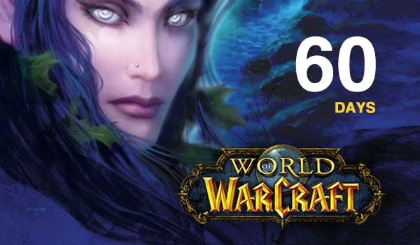 World of Warcraft Time Card Prepaid 60 Days - Battle.net Key - EUROPE - 1