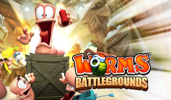 Worms Battlegrounds (Xbox One) - Xbox Live Key - EUROPE - 2