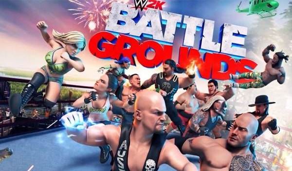 WWE 2K Battlegrounds (PC) - Steam Key - GLOBAL - 2